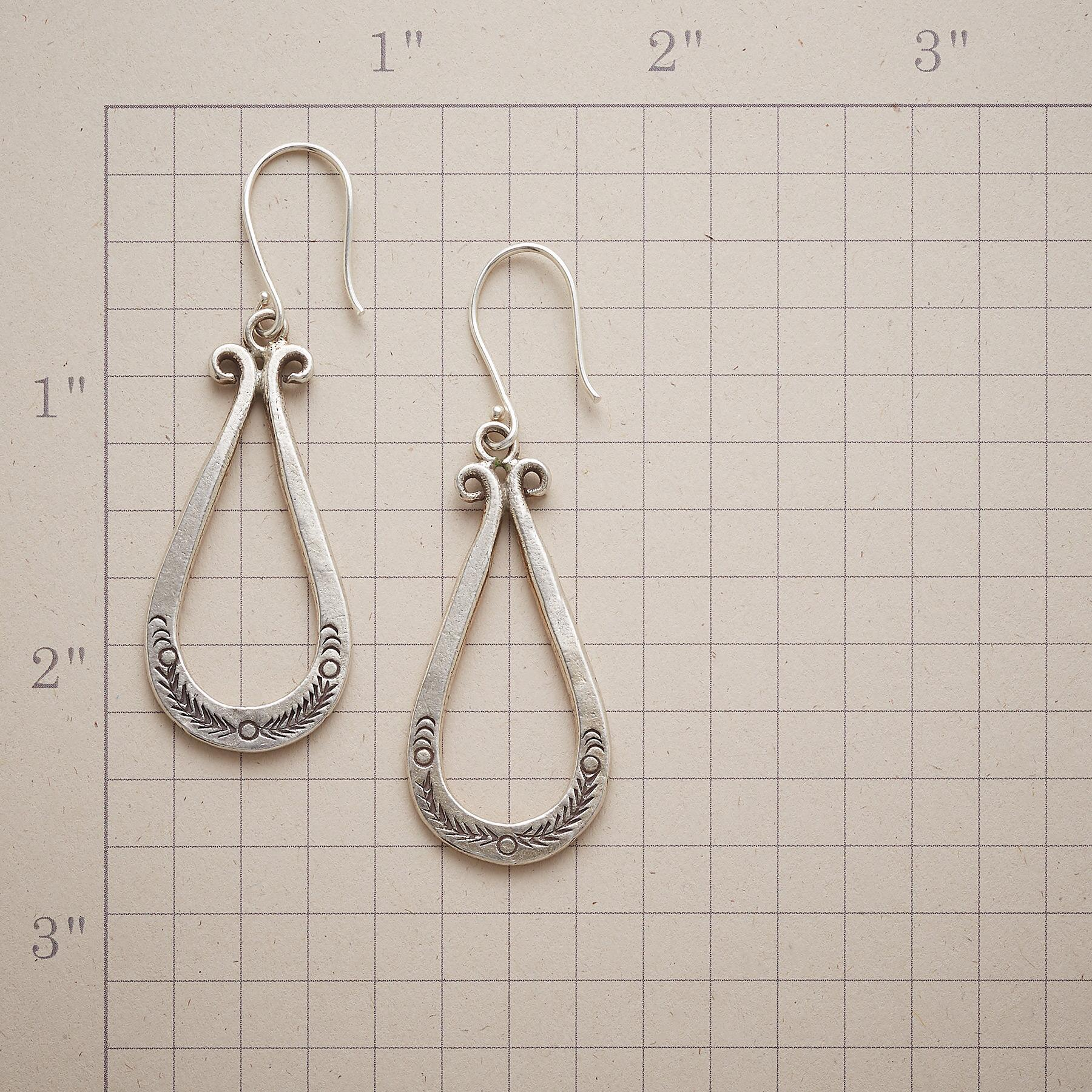 TOUCH OF GRACE EARRINGS: View 2