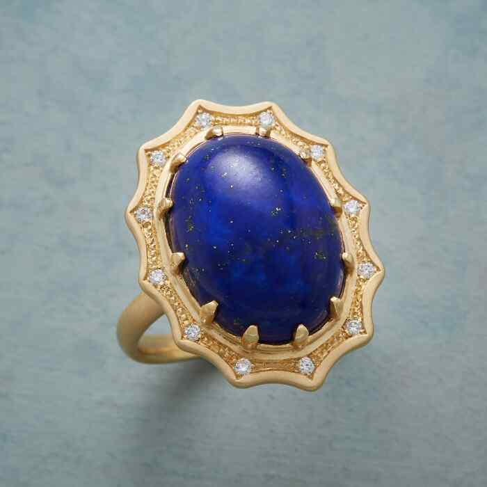 LAPIS SPLENDOR RING