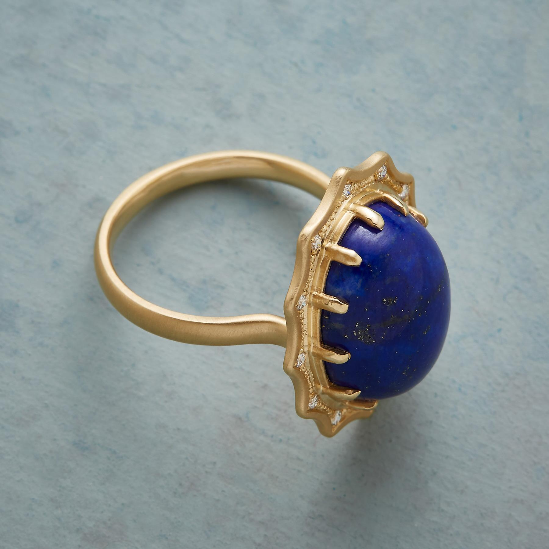 LAPIS SPLENDOR RING: View 2