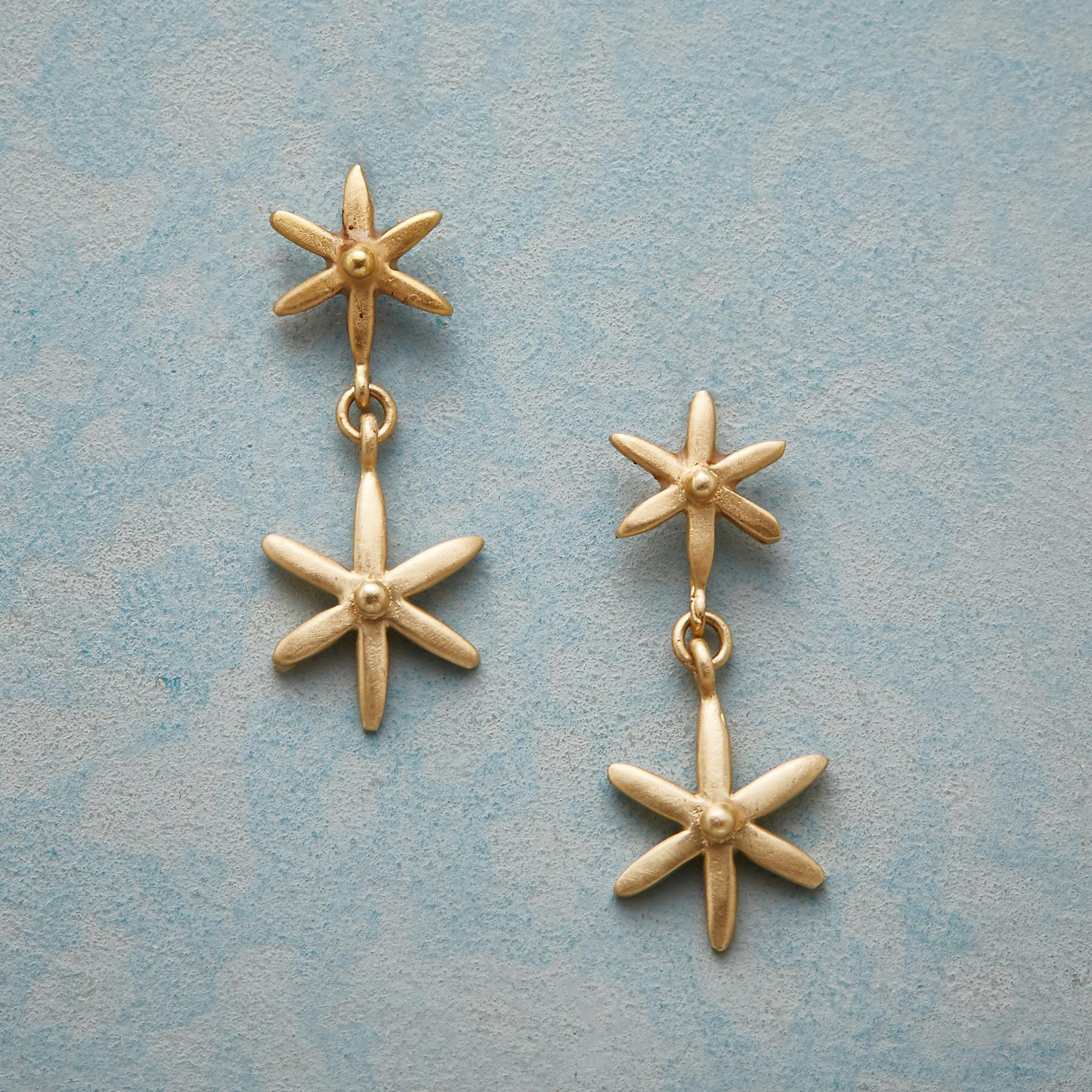 STAR POWER EARRINGS: View 1