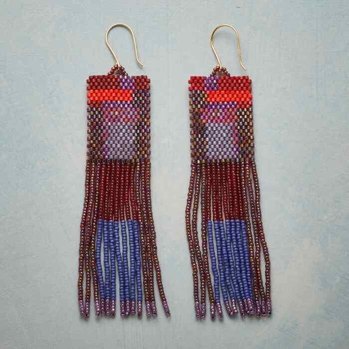 BEYOND THE FRINGE EARRINGS