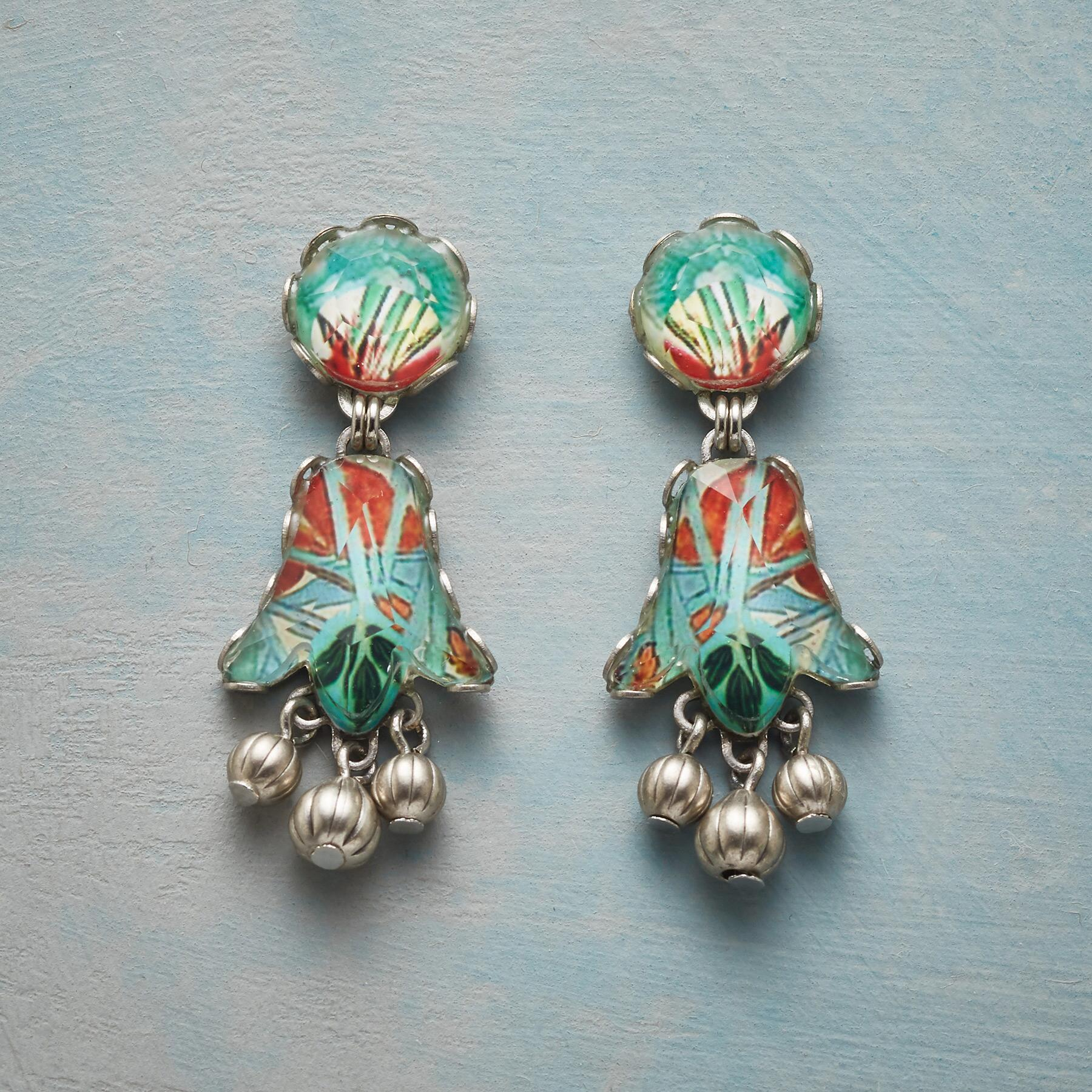 BAY BELL EARRINGS: View 1