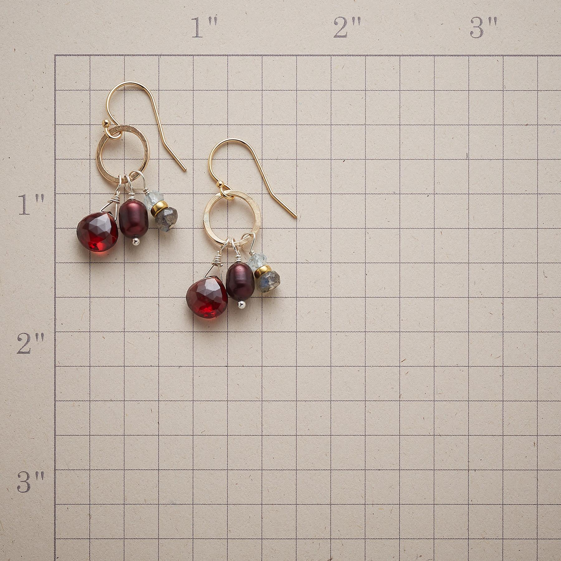 EMBER AGLOW EARRINGS: View 2