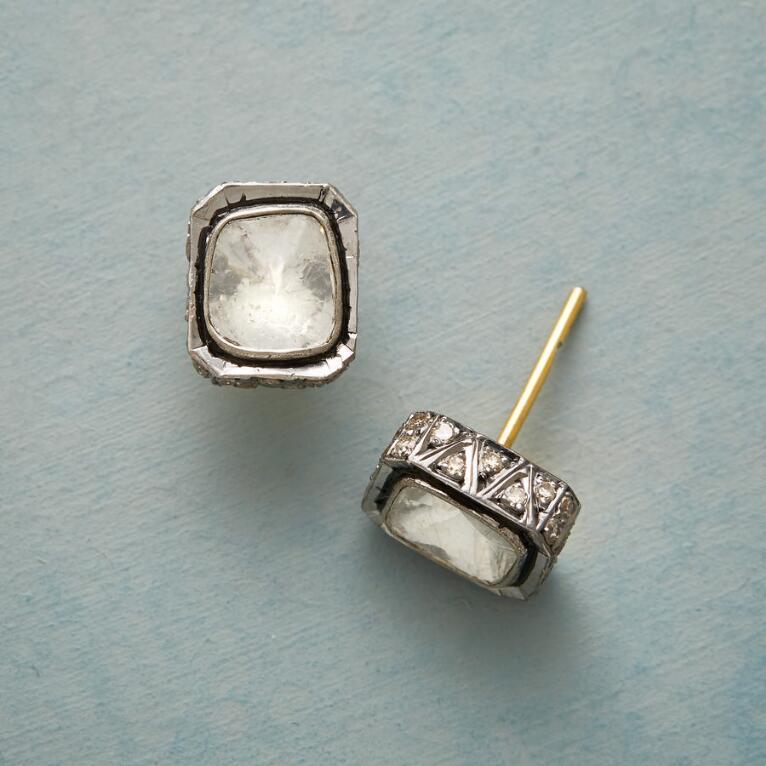 IN THE FRAME DIAMOND EARRINGS