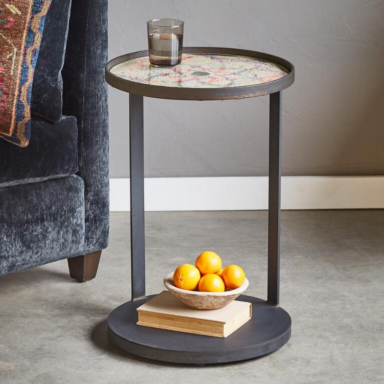 KUMASI SIDE TABLE