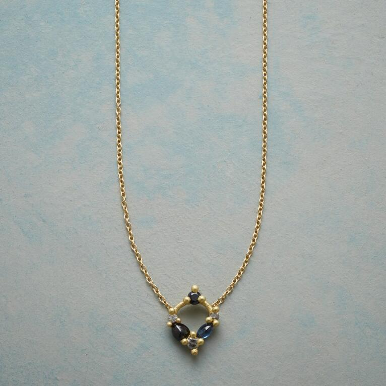 WREATH OF GEMS NECKLACE