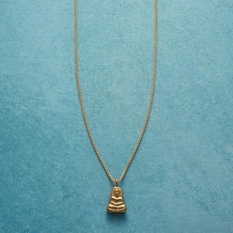 LITTLE BUDDHA NECKLACE
