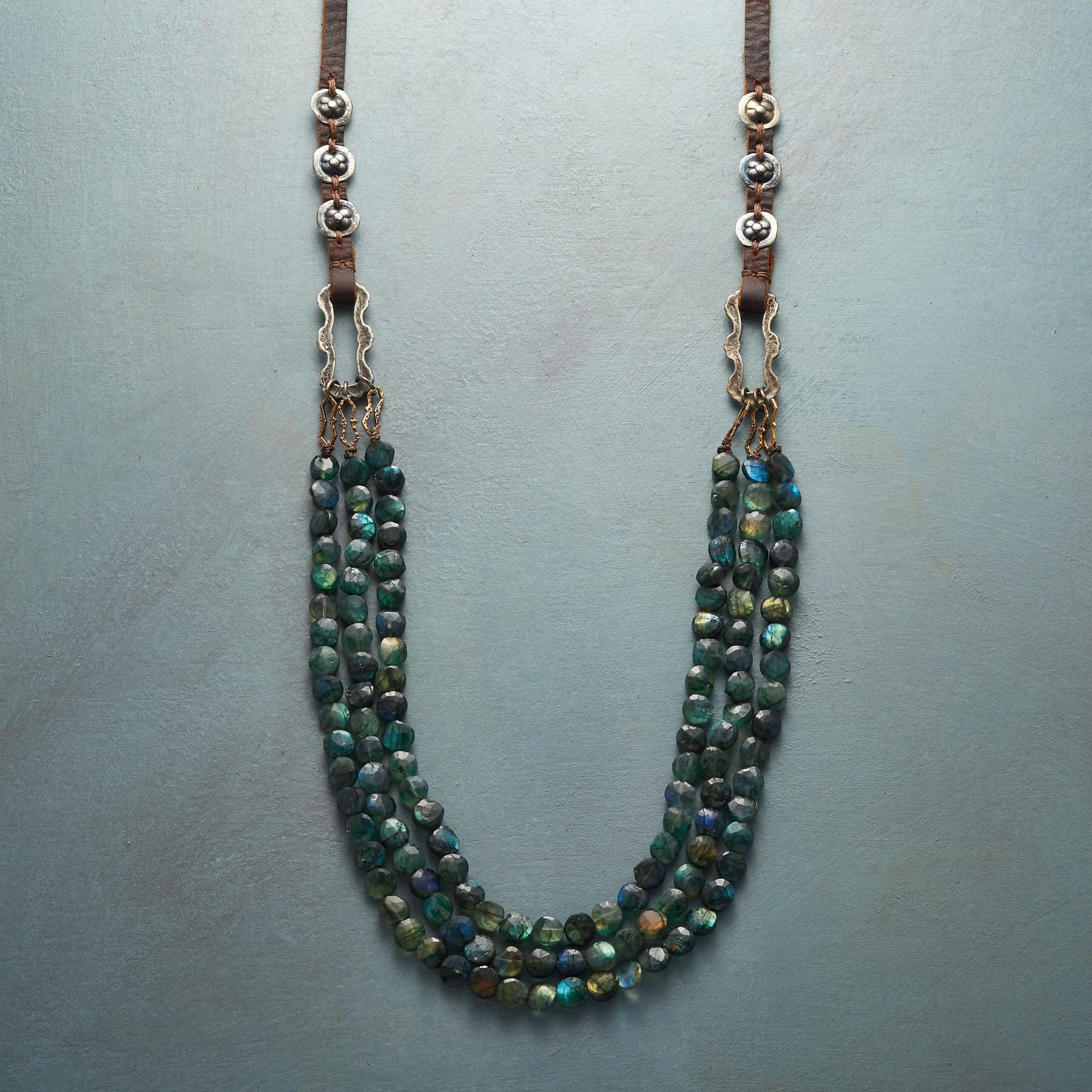 STONE RIVULETS NECKLACE: View 1