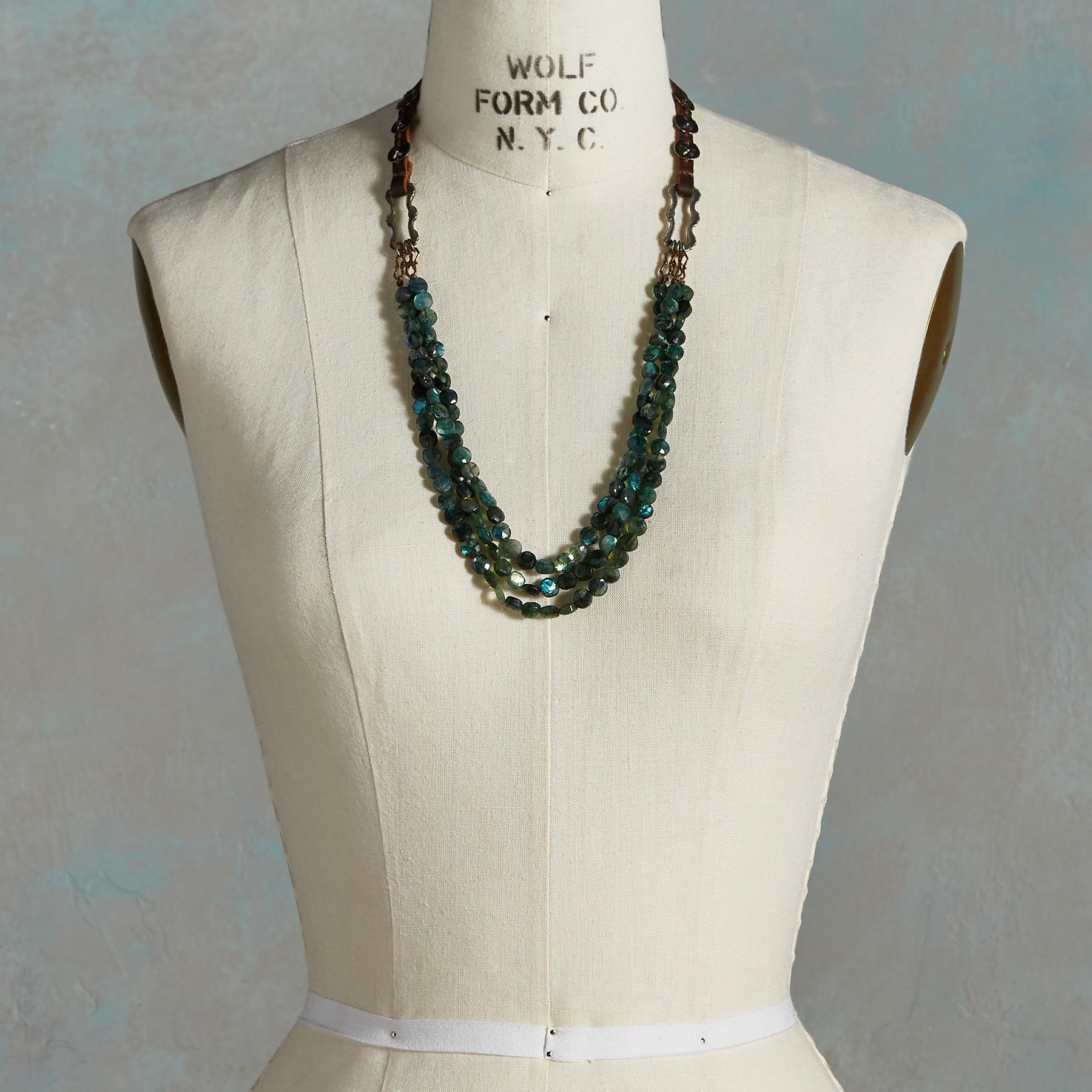 STONE RIVULETS NECKLACE: View 3