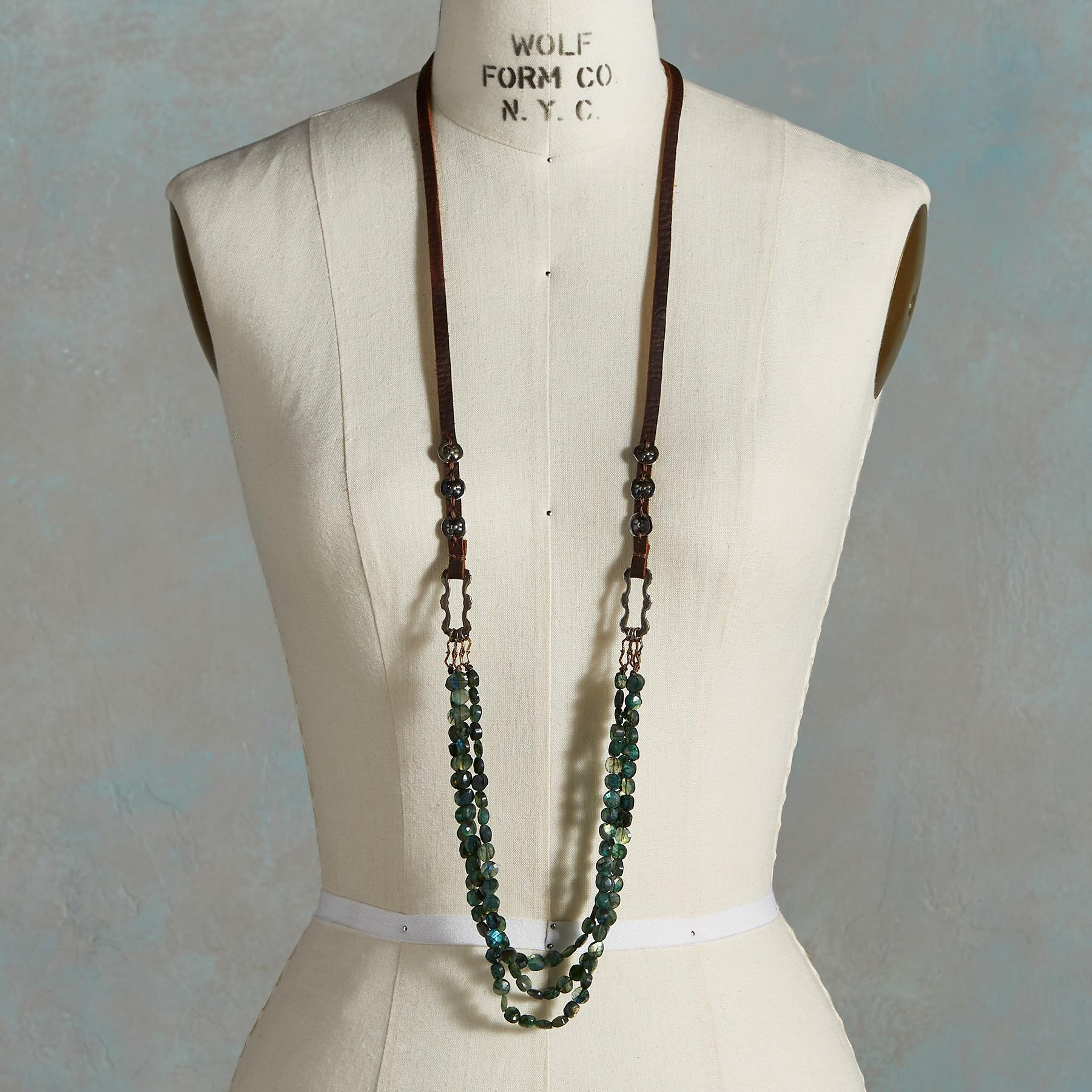 STONE RIVULETS NECKLACE: View 4
