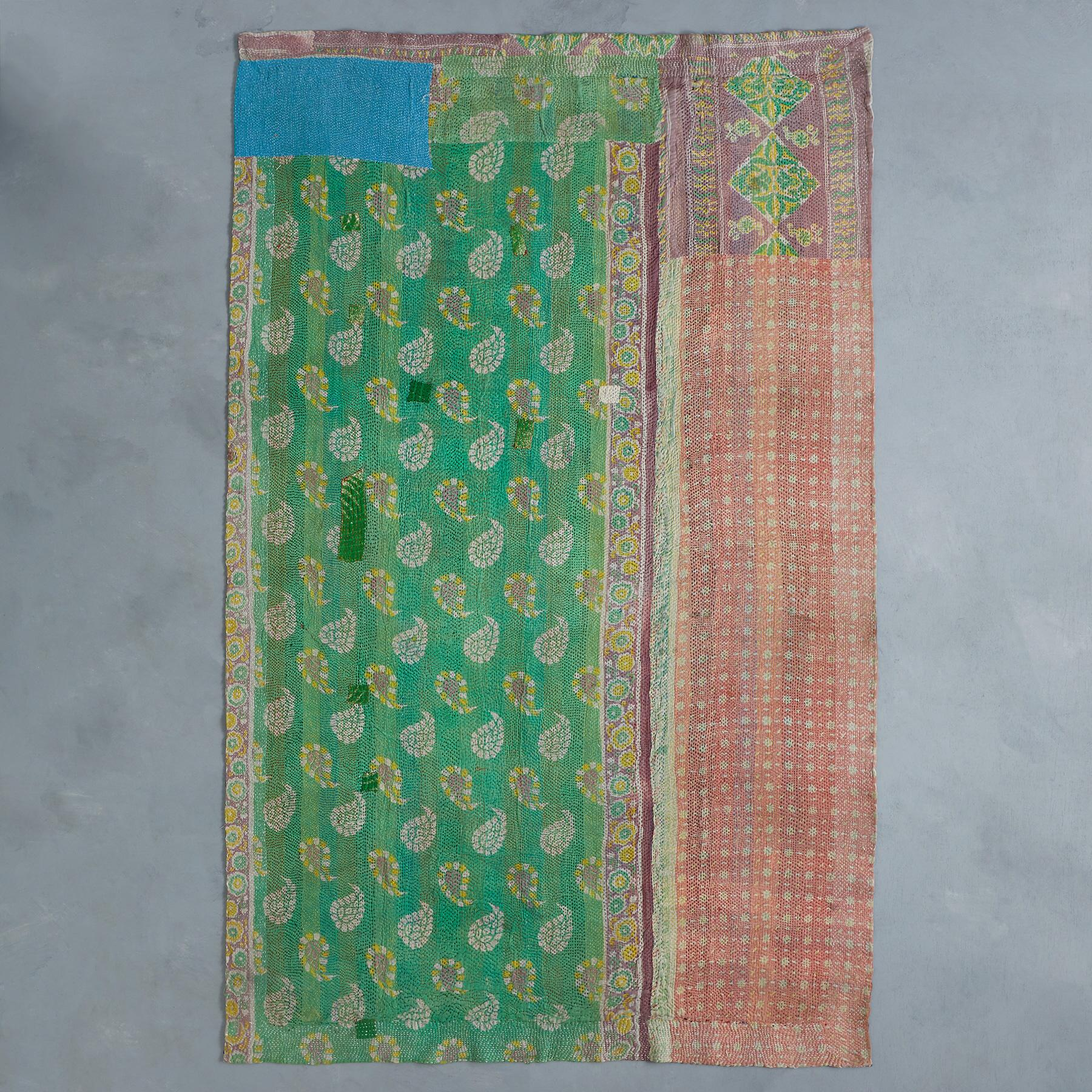 QADIM SARI THROW: View 2