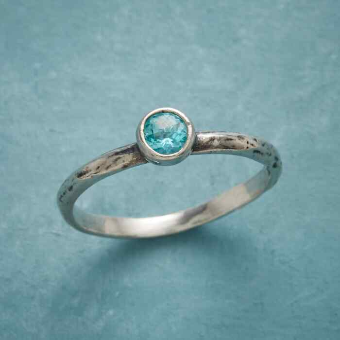 ENCHANTED WATERS RING