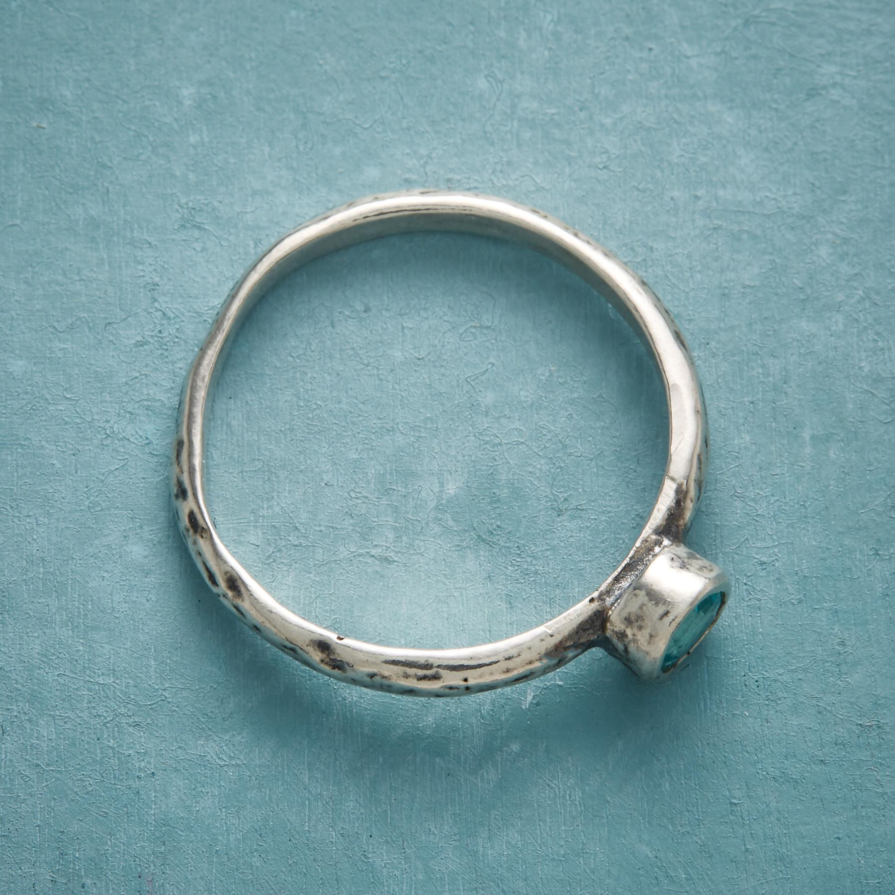 ENCHANTED WATERS RING: View 2