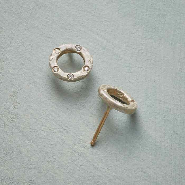 JOY RIDE DIAMOND EARRINGS