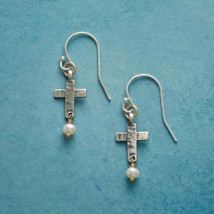 FAITH UNFAZED EARRINGS