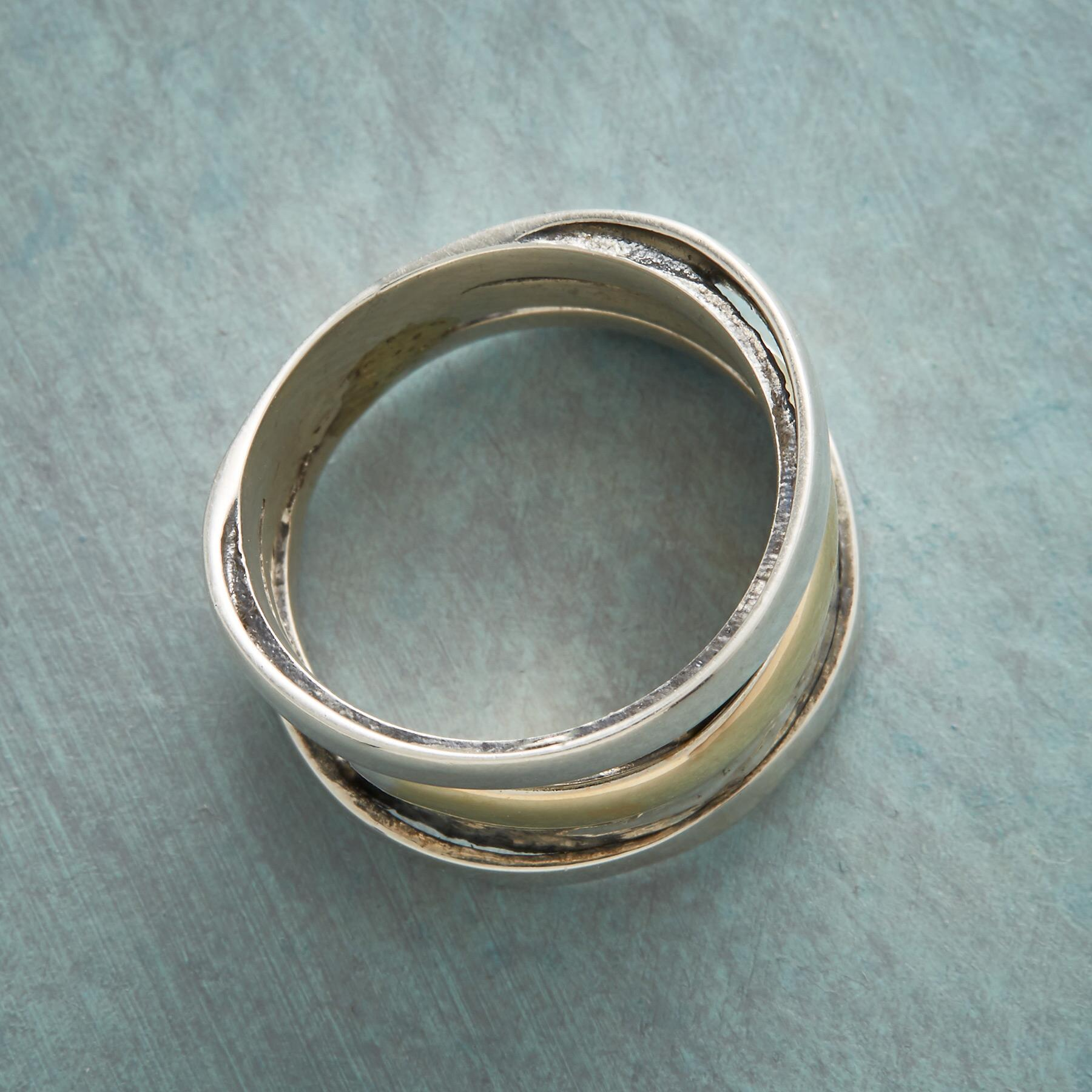 LAYERED LOOK RING: View 2