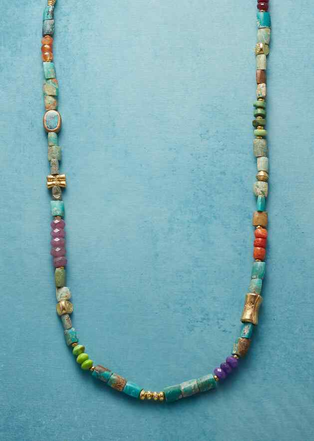 RIVER MEDLEY NECKLACE