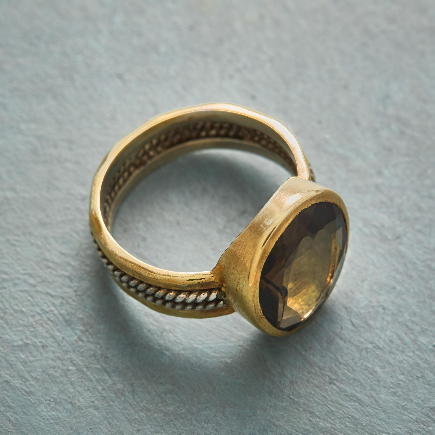 SMOKE AND SHINE RING: View 2