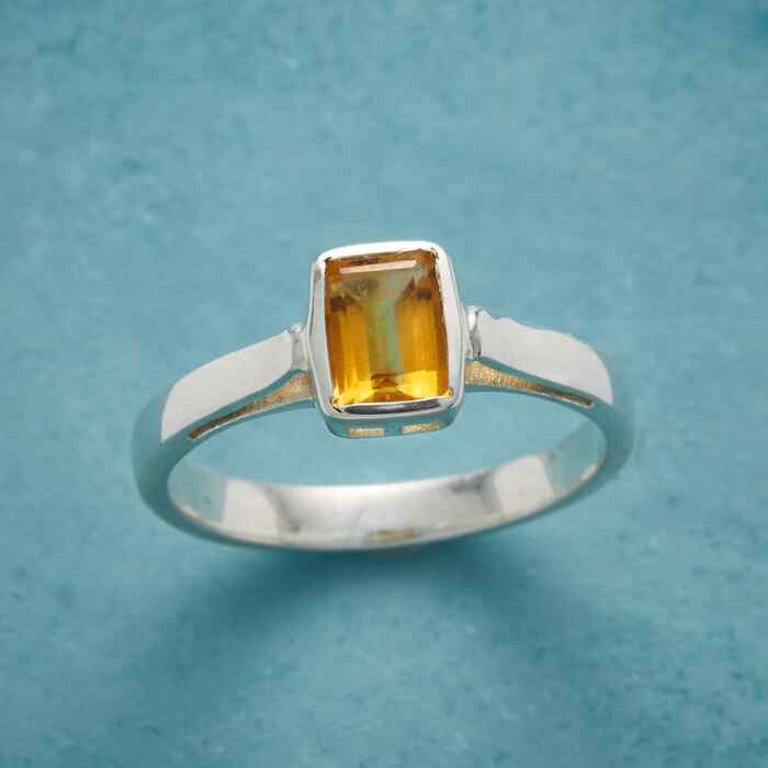 DROP OF SUNSHINE RING