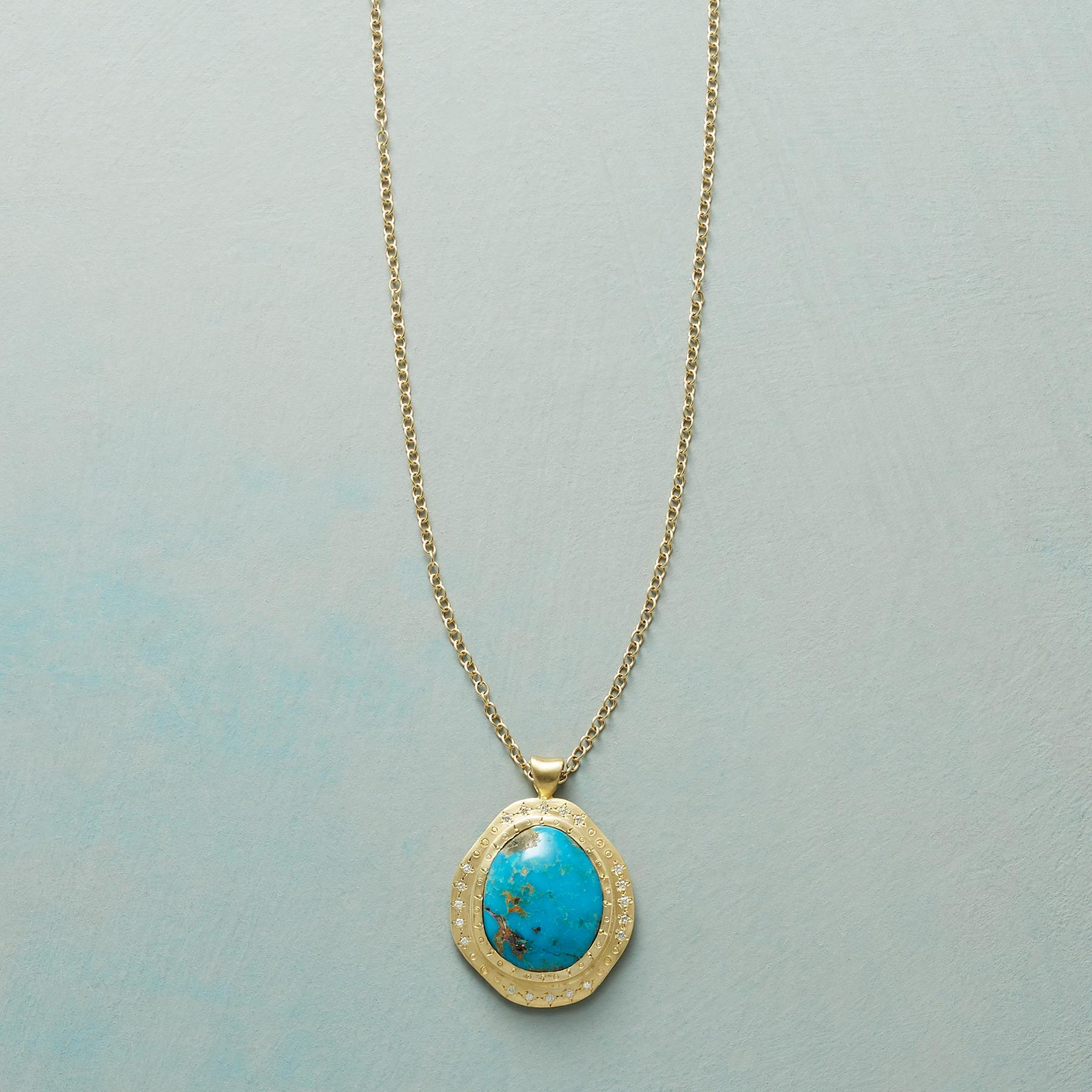 EARTH'S HARMONY NECKLACE: View 1