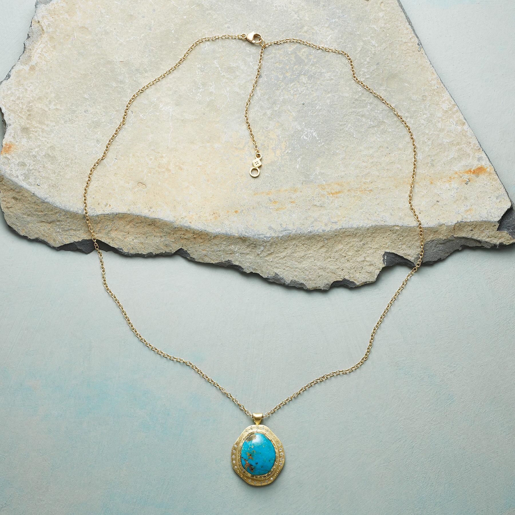 EARTH'S HARMONY NECKLACE: View 2