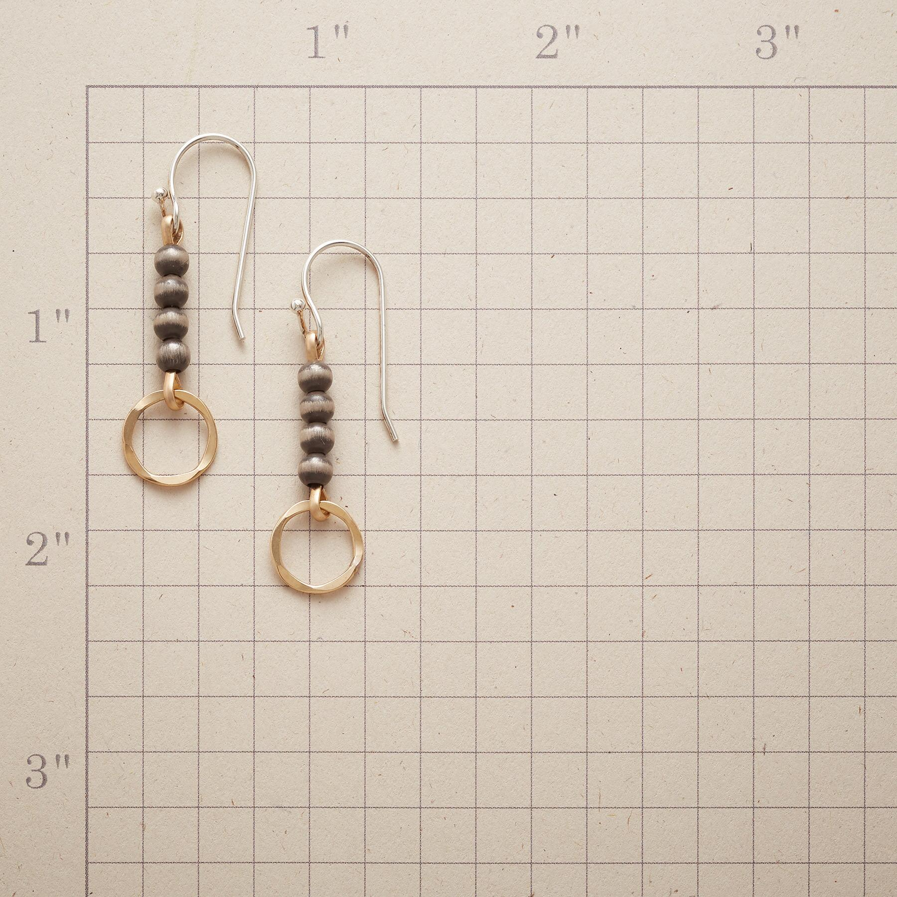 BY THE BEAD EARRINGS: View 2