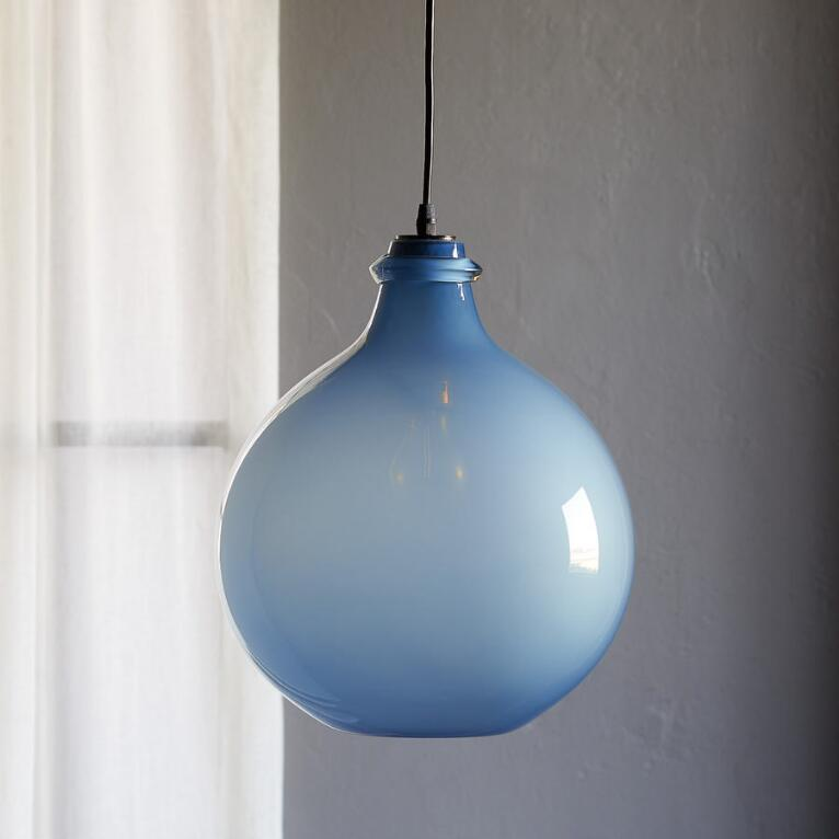 SALON GLASS OPAQUE PENDANT