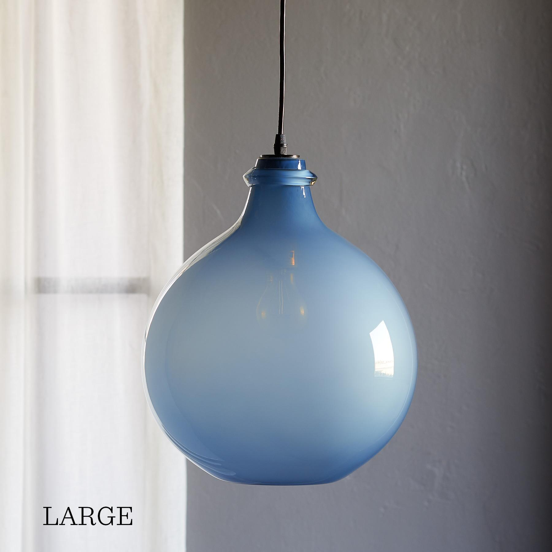 SALON GLASS OPAQUE PENDANT: View 5