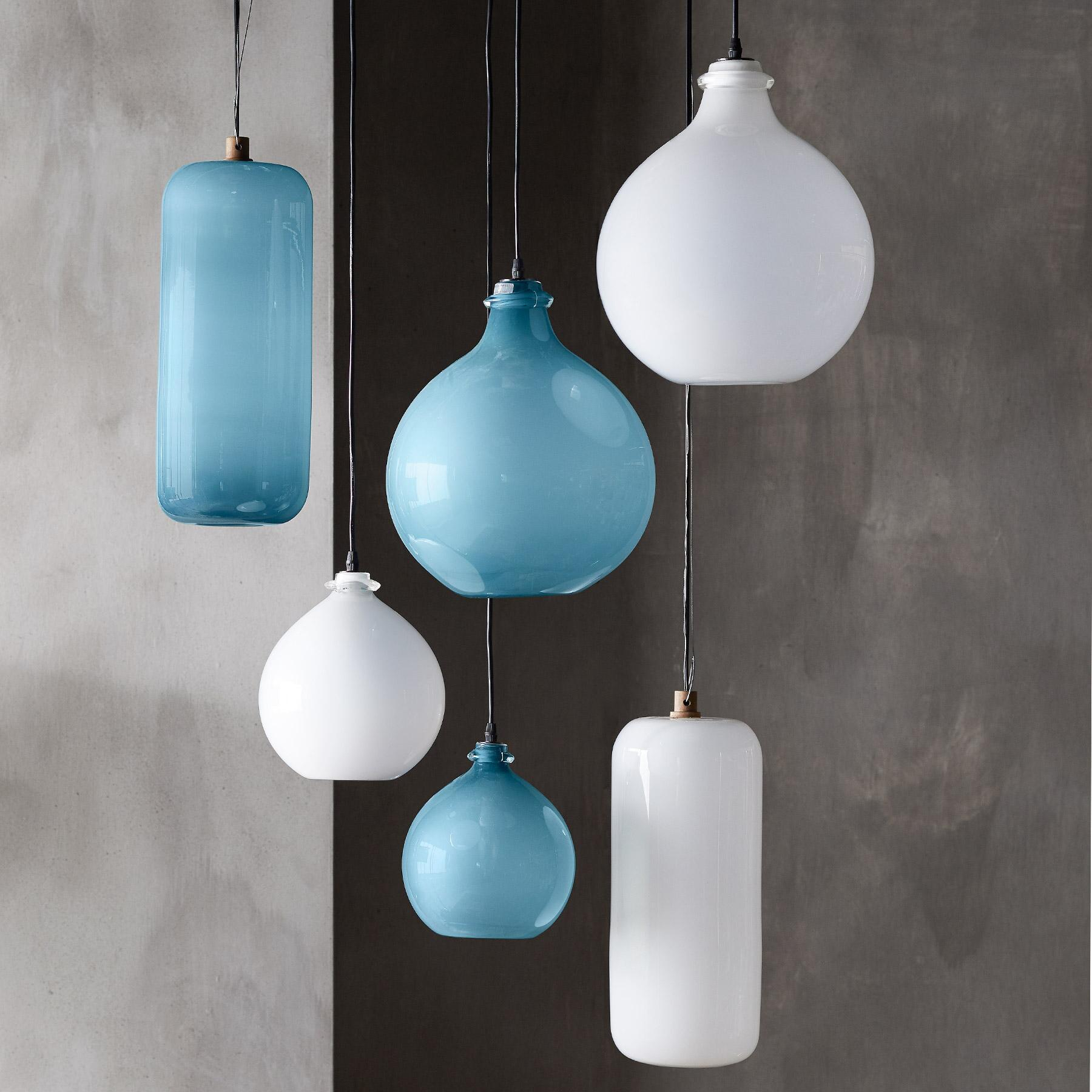 SALON GLASS OPAQUE PENDANT: View 6