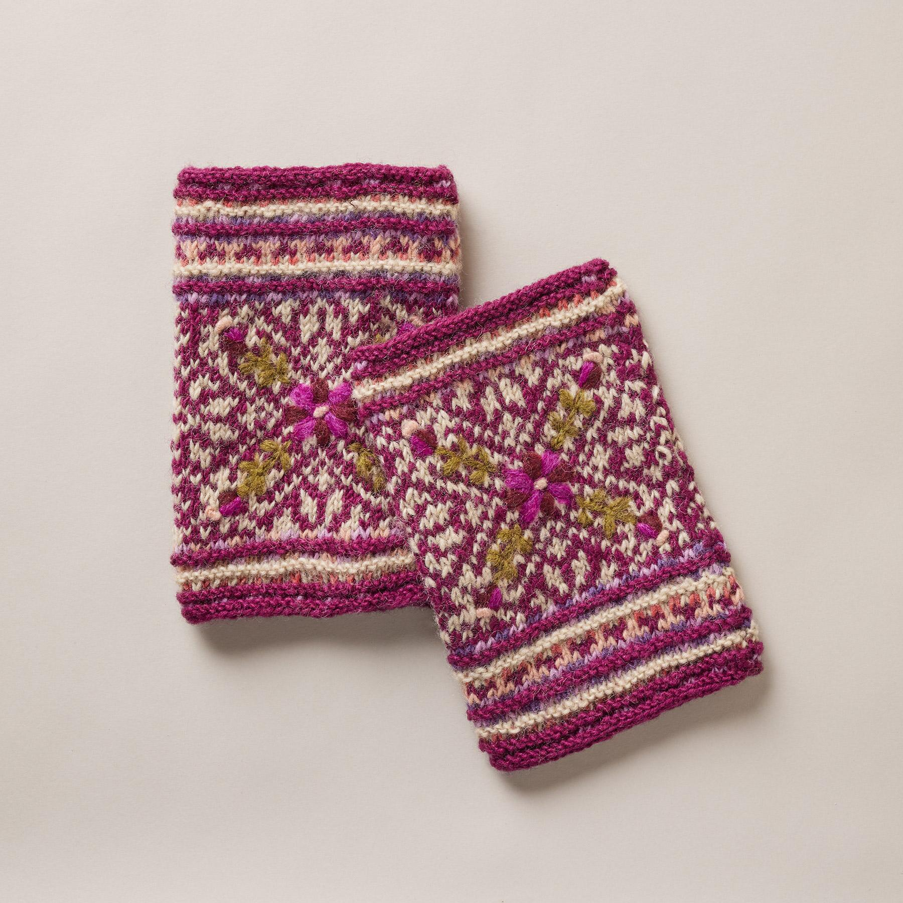 NORTHERN STAR BOOT CUFFS: View 1
