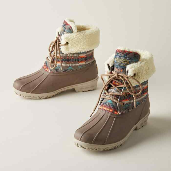 HERITAGE DUCK BOOTS