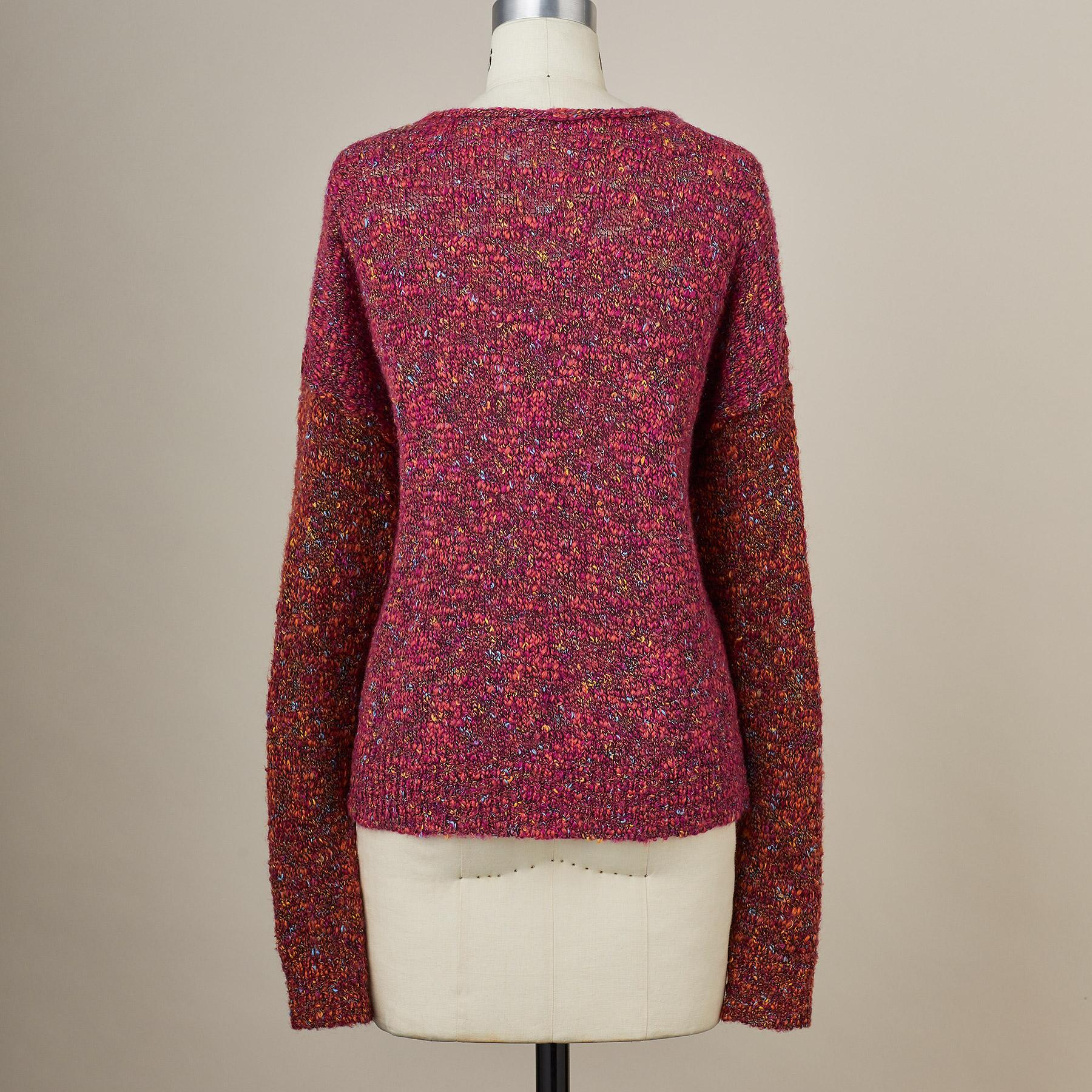 SUNSET DREAMS SWEATER: View 3