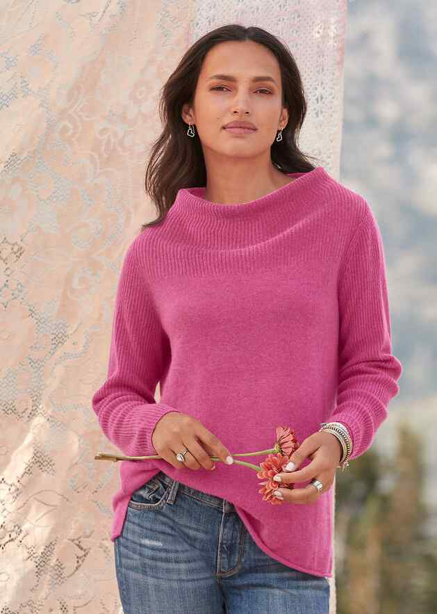 SERENITY CASHMERE SWEATER