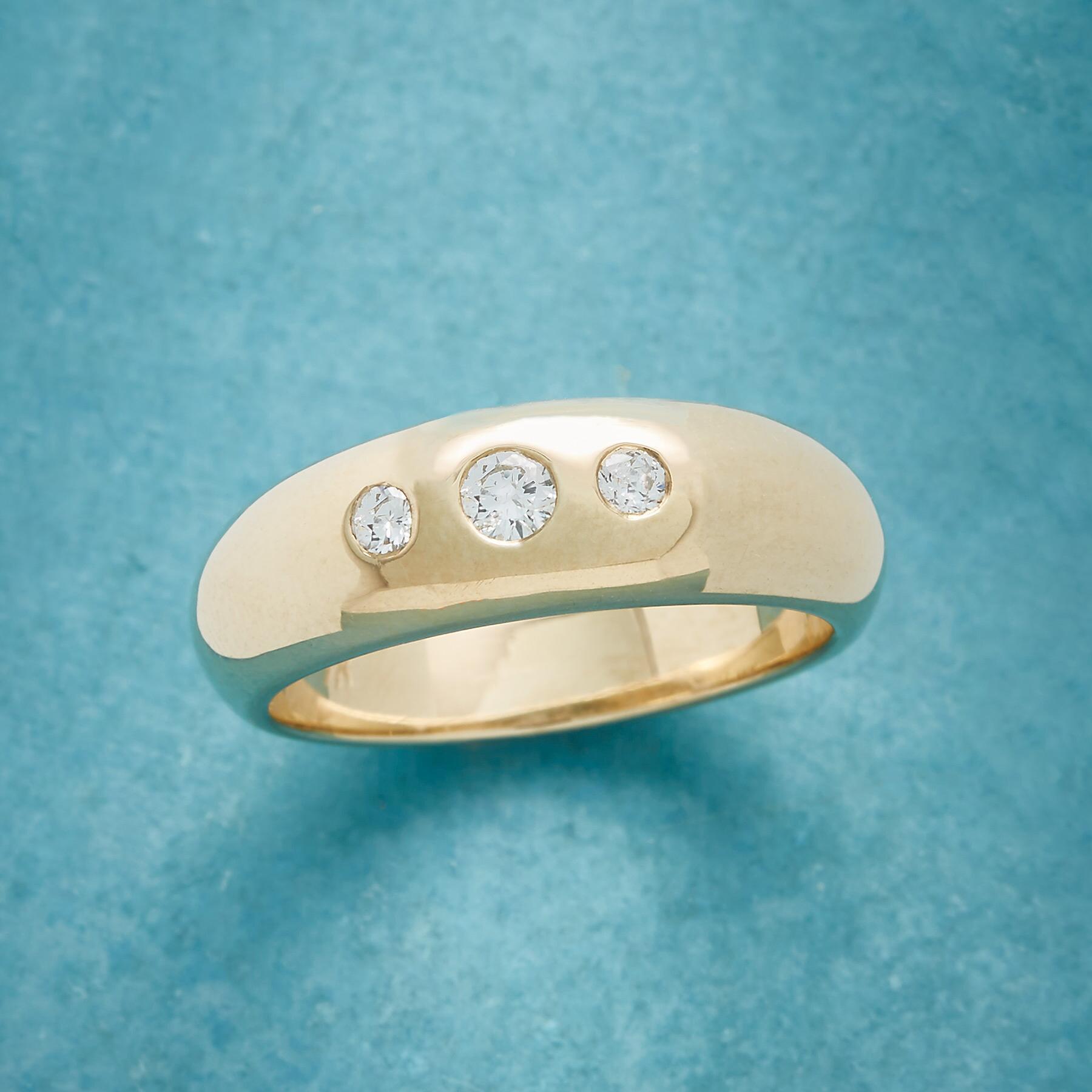 JOYCIE DIAMOND RING: View 1