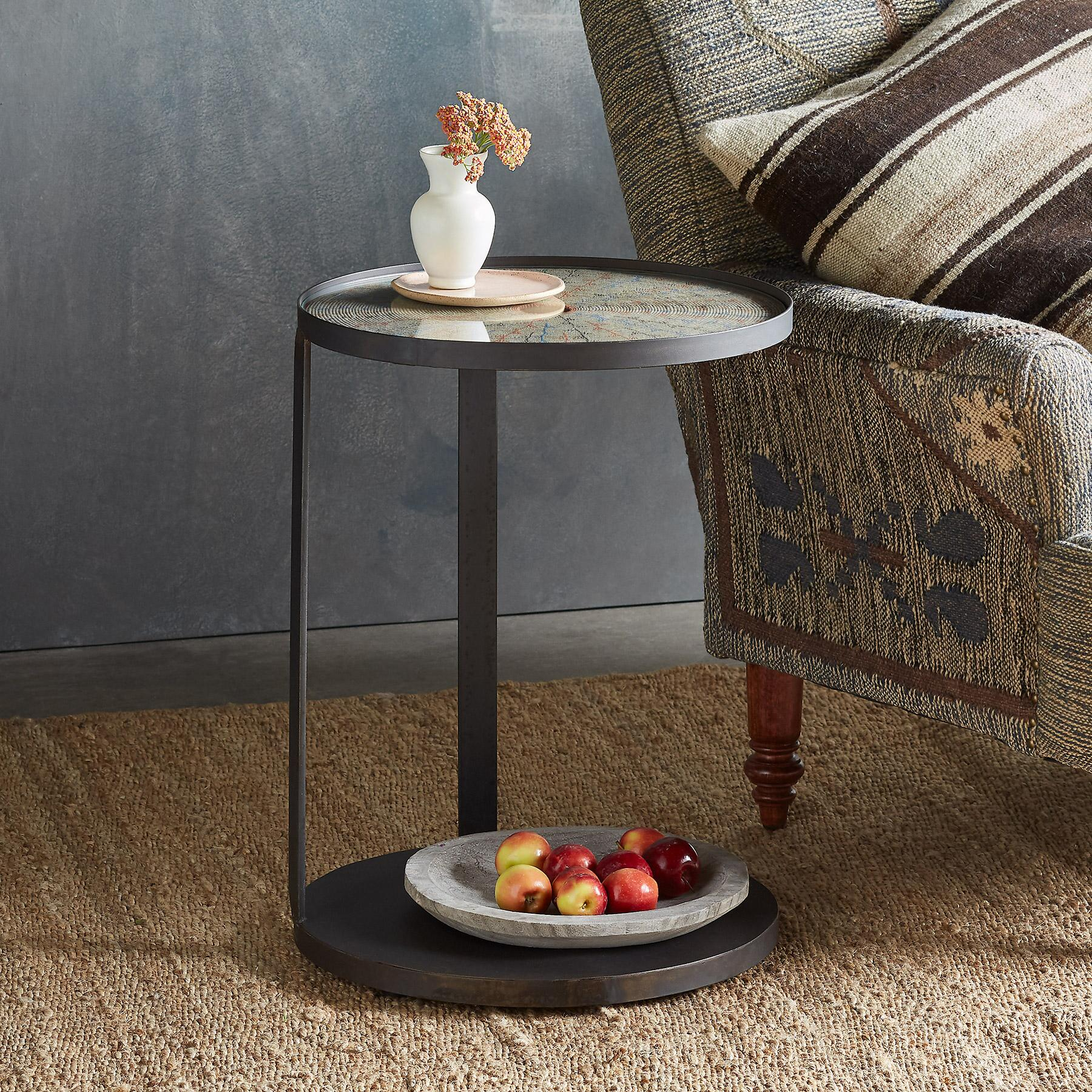 IMANI SIDE TABLE: View 1