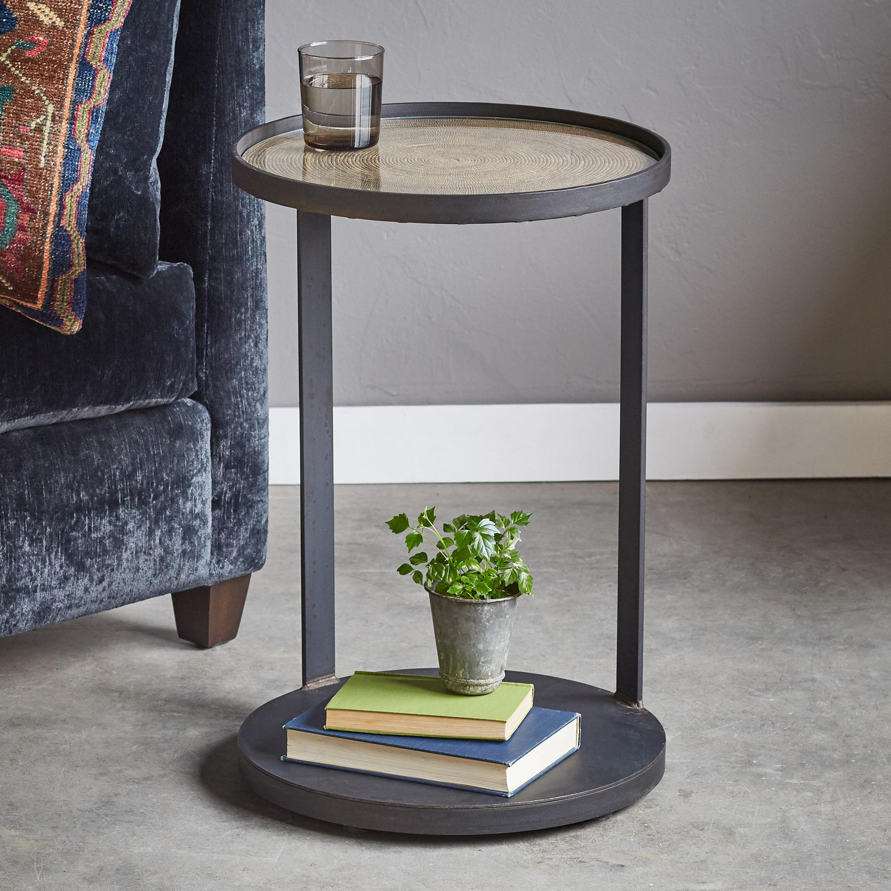 FARAJA SIDE TABLE: View 1