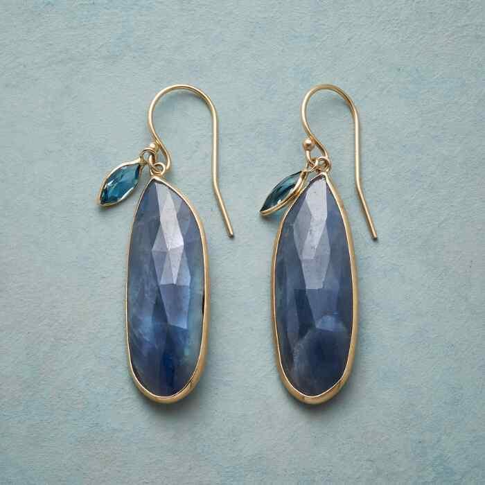 SAPPHIRE BLUES EARRINGS