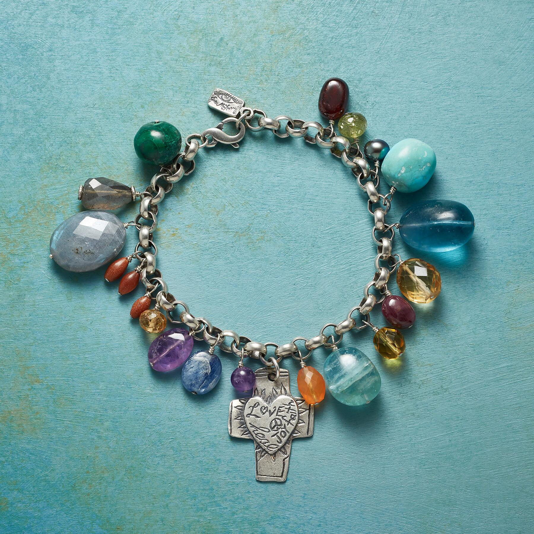HEARTFELT FAITH BRACELET: View 1