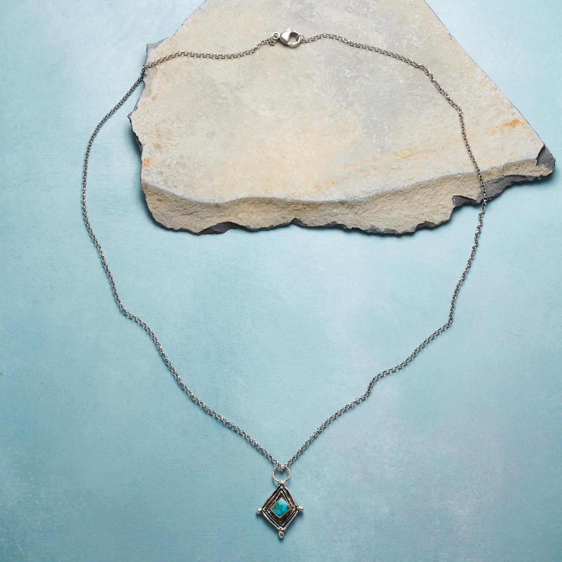TRAVELING MERCIES NECKLACE: View 2
