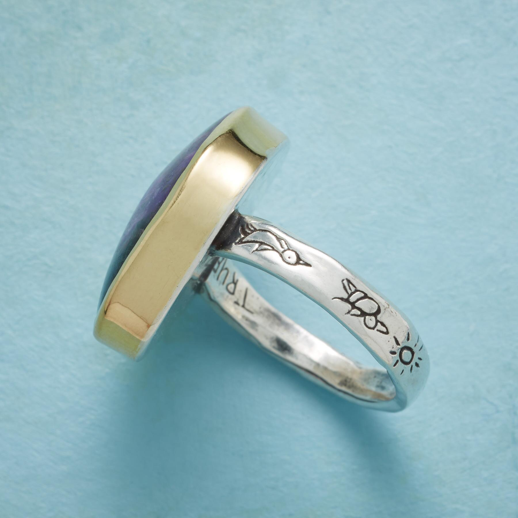 TRUE PEACE RING: View 2