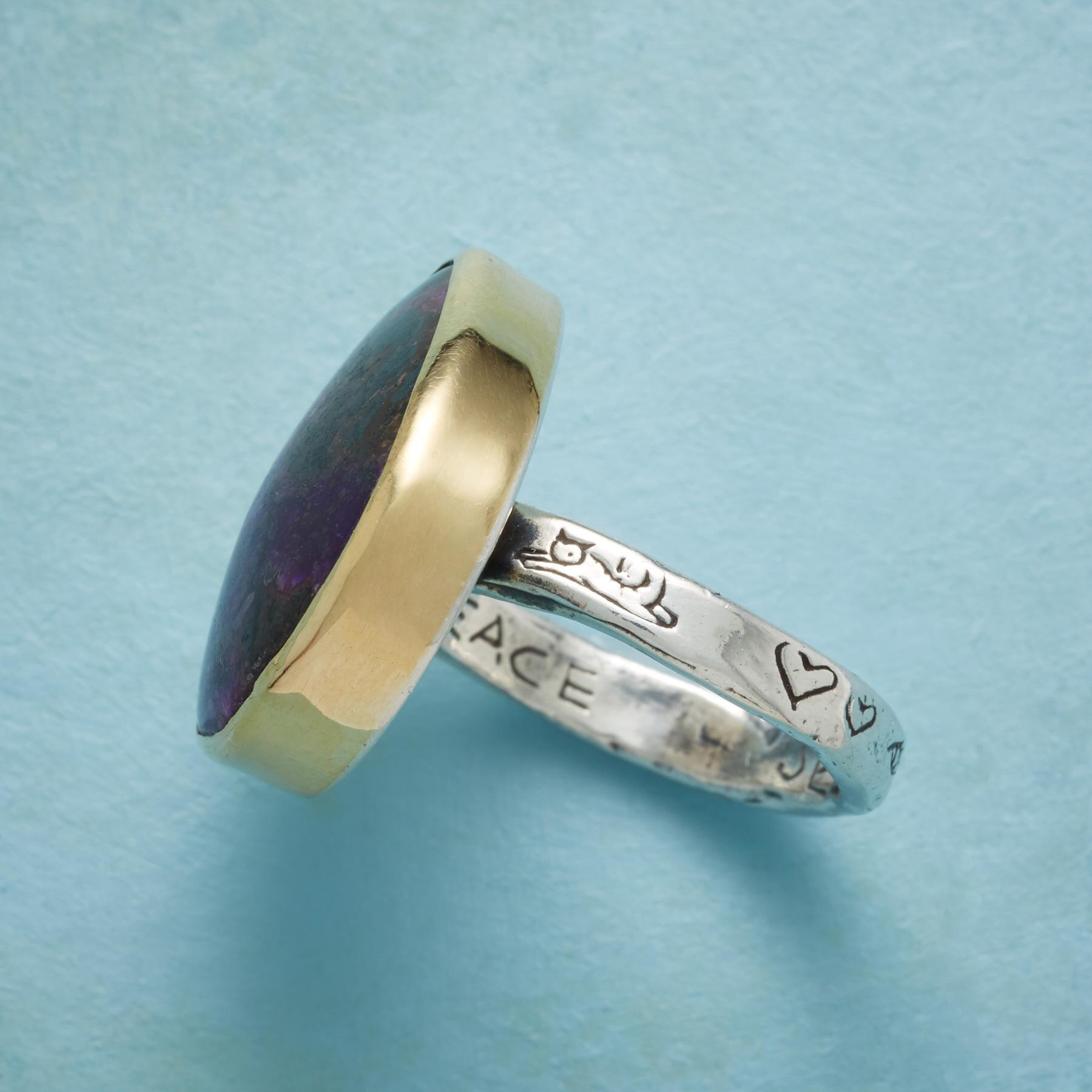 TRUE PEACE RING: View 3