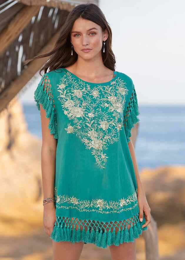 DELIGHTFUL DAYS COVER-UP - PETITES
