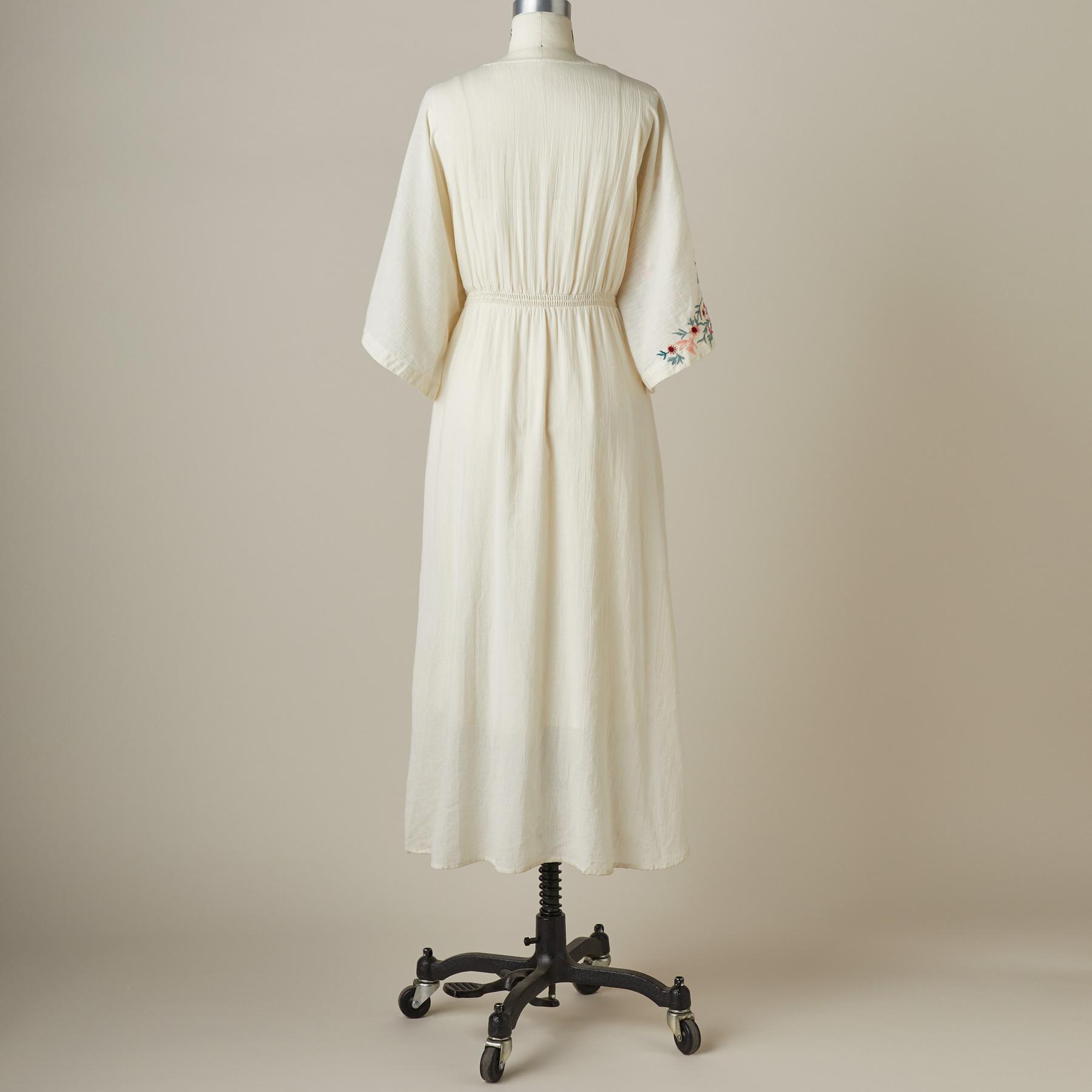 ARTFUL VINES DRESS: View 2