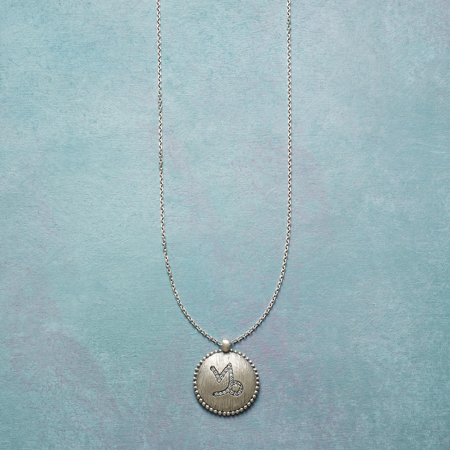 LOOK TO THE STARS ZODIAC NECKLACE: View 1