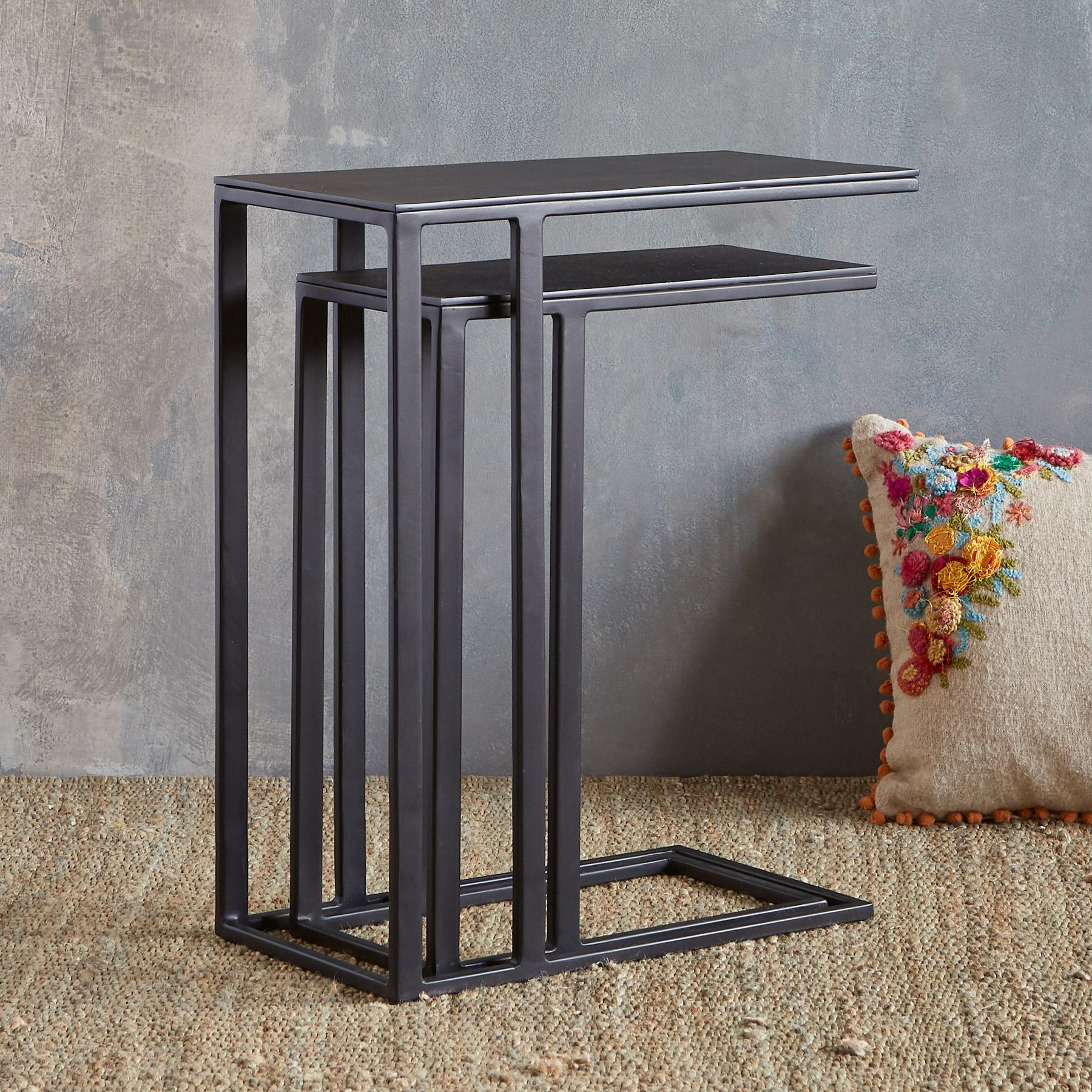 KEARNS NESTING TABLES, SET OF 2: View 2