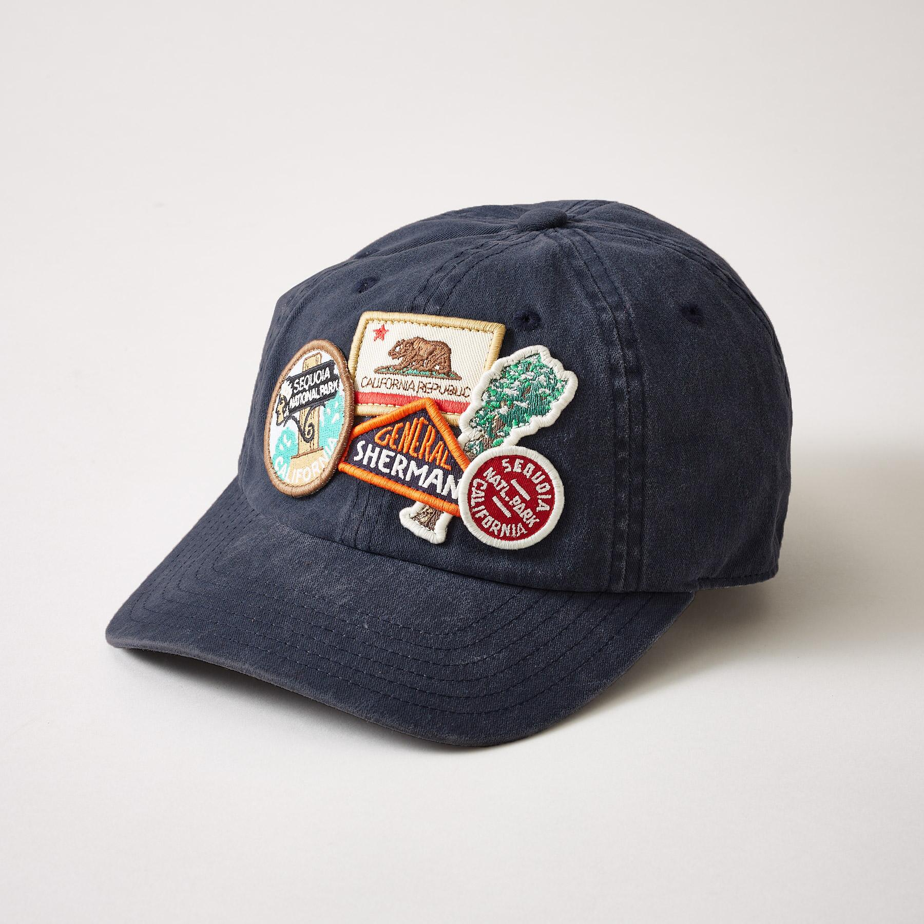 PATCH HAT: View 1