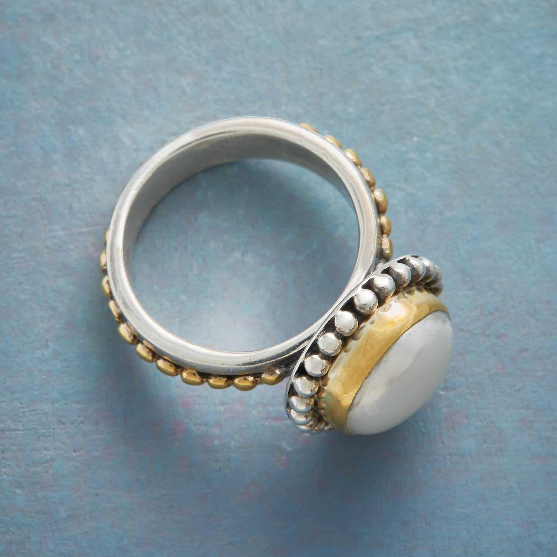 CHEERS TO PEARL RING: View 2