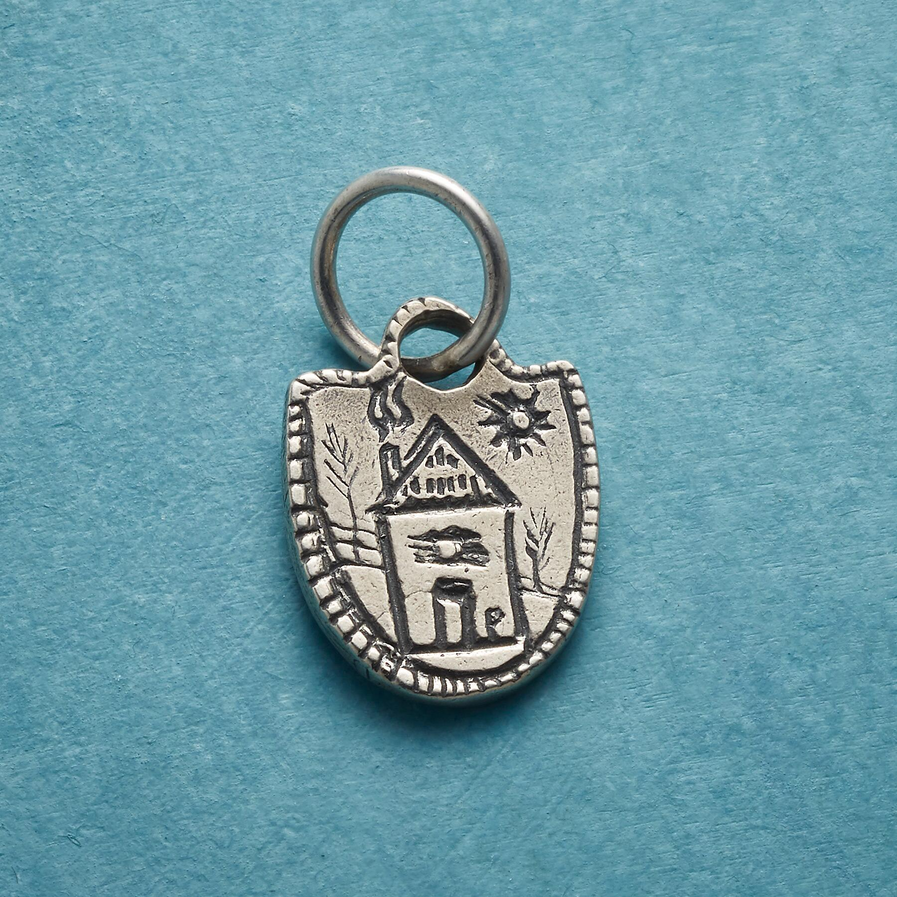 STERLING SILVER HOME SWEET HOME CHARM: View 1