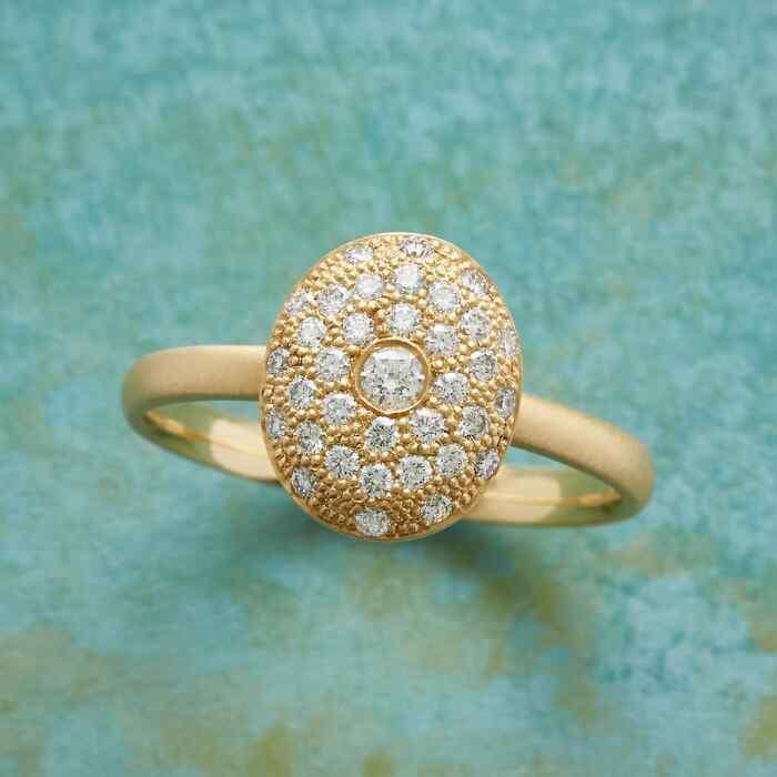 ETOILE DIAMOND RING