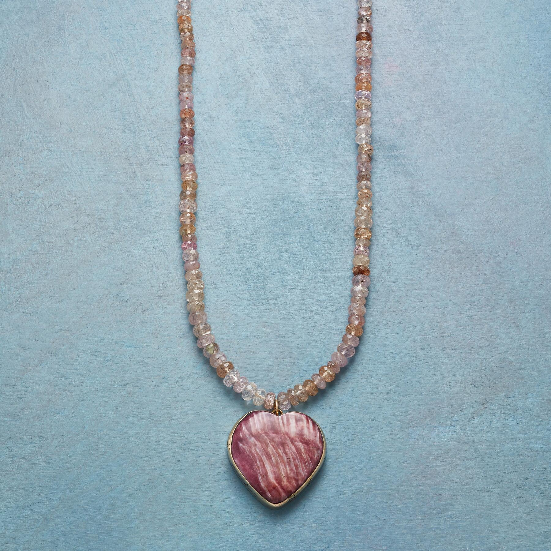 LOVE AND JOY NECKLACE: View 1